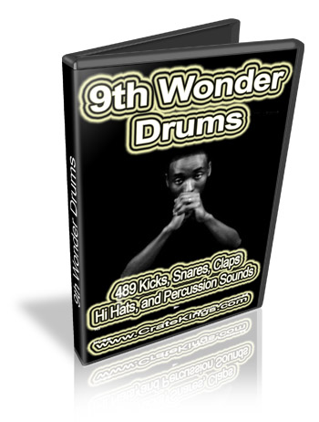 Product picture 9th Wonder Samples and Drums Kit