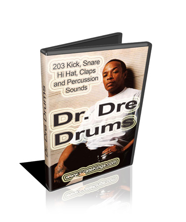 Product picture Dr. Dre Samples and Drums Kit
