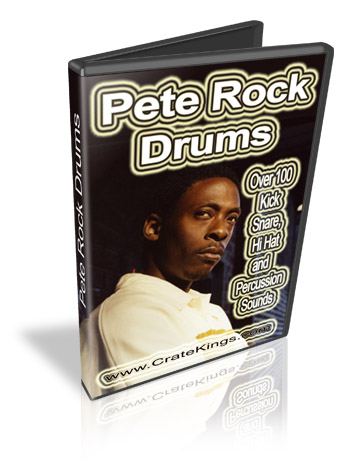 Product picture Pete Rock Drums and Samples Kit