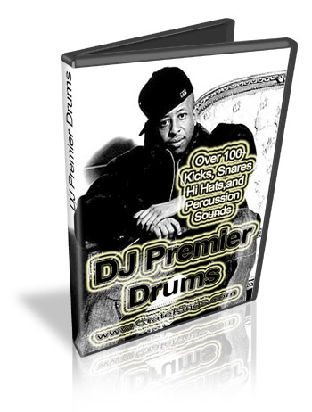 Product picture DJ Premier Drums and Samples Kit