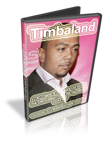 Product picture Timbaland Drum and Sound Kit